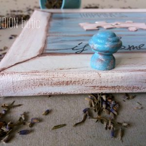 Suport bucatarie cuier chei personalizat handmade pictat cuplu puzzle